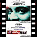 Jann halexander : récital estival !...[concert imprévu - chanson] 4 juillet / paris