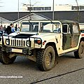 Hummer h1 (rencard burger king avril 2012)