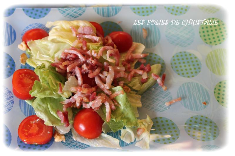 Salade chèvre 4