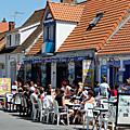 La position de cap audresselles au sujet des terrasses sur le domaine public à audresselles.