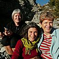 Karine, Esther et Hélène, 31 octobre