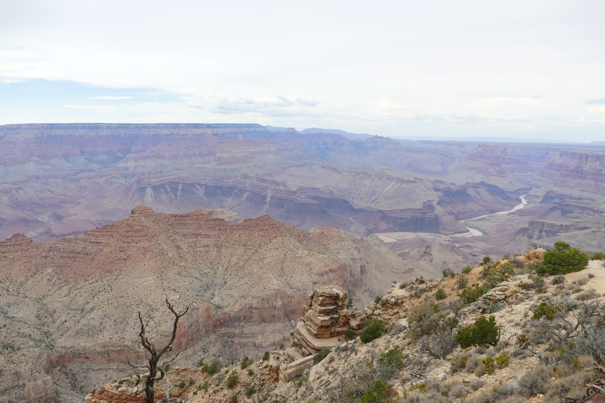 19 juillet 2018 - Grand Canyon