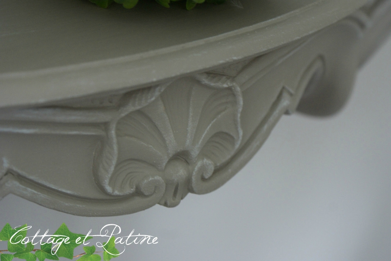 Cottage et Patine console ref