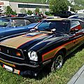 Ford mustang ii cobra ii hatchback coupe, 1978