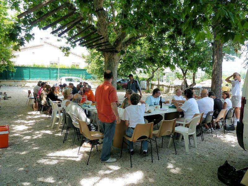 29ème SPF 2011 - repas