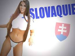 supportrice slovaquie