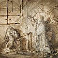 Kupferstichkabinett opens exhibition of drawings from the rembrandt school