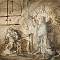 Kupferstichkabinett opens exhibition of drawings from the rembrandt school