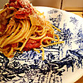 °spaghetti all'amatriciana°