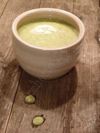 Soupe brocolis 4