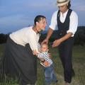 famille de la prairie