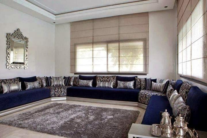 Salon Moderne 2019 Design Marocain