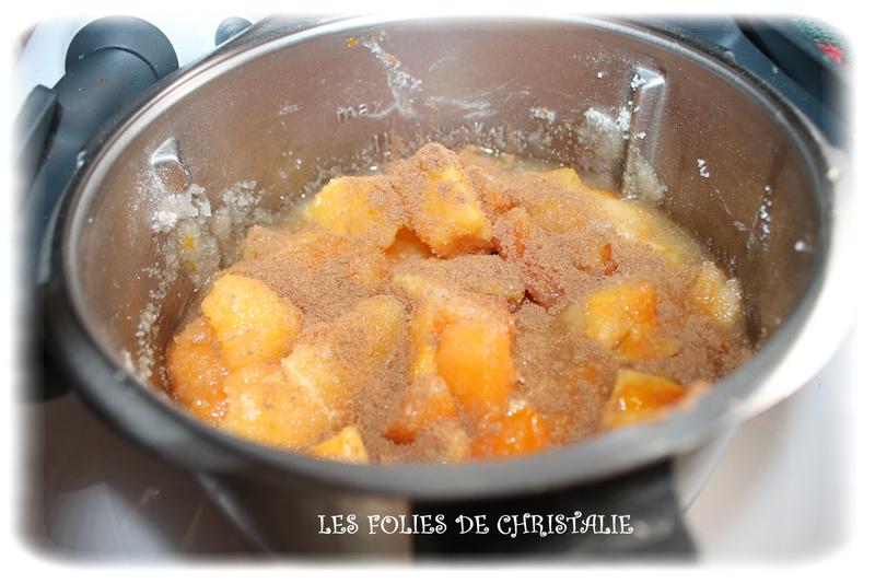Confiture potiron oranges 1