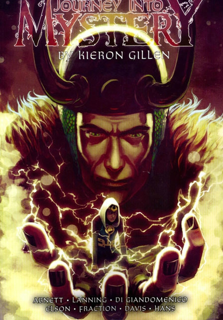 journey into mystery by kieron gillen complete collection vol 2 TP