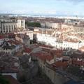 Saint Jean et le Vieux Lyon depuis les pentes de Fourvière