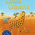 The liffle giraffe