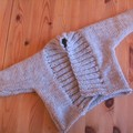 Baby Ribbed Jacket