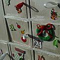 Lbdm#05 : comment décorer un calendrier de l'avent en bois simplement ?