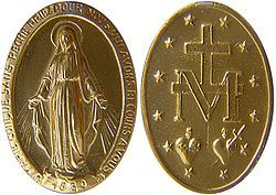 250px-Miraculous_medal