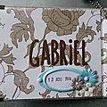 Mini-album gabriel