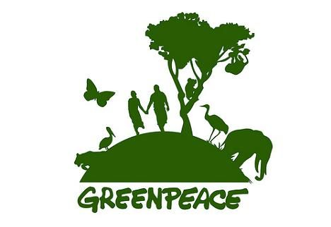 Nekozone soutient Greenpeace