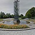 Rond-point à landskrona (suède)