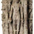 Aspect de siva. grès. inde centrale. ca 10°-11° siècle