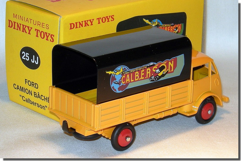 Dinky Atlas Ford Calberson A 2