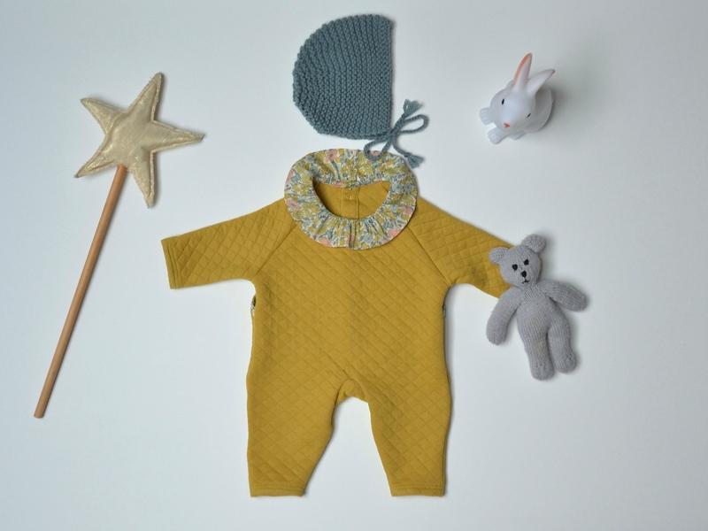 73-Tricots bébé - 3