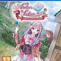 Test : atelier lulua ~the scion of arland~