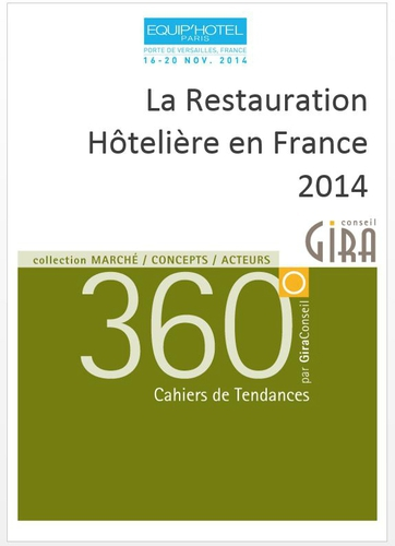 COUV Restauration hoteliere 2014