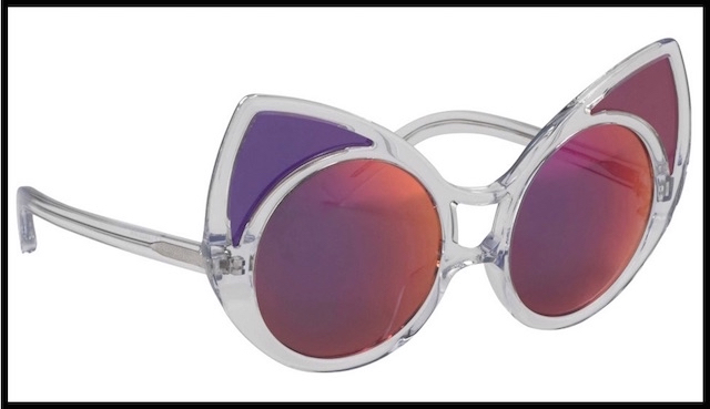 khaleda rajab et fahad al marzouq lunette solaires cat eyes 4