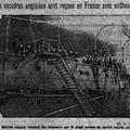 1914-02-17 escadres anglaise à Brest