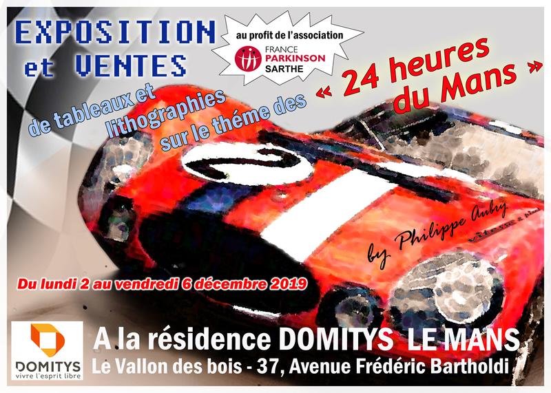 AFFICHE France Parkinson 2019 DOMITYS pour E-Mail