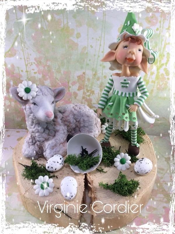 elfe mouton