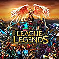 League of legends est le jeu pc le plus populaire