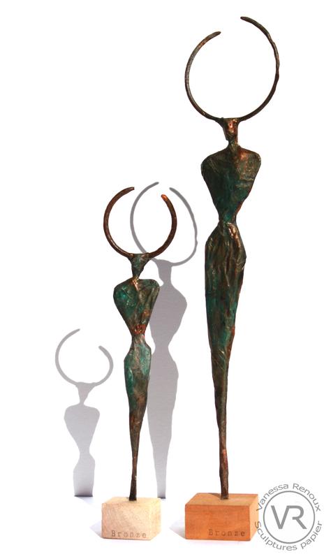 2sculpture_papier_bronze_taureaux_vanessaRenoux2018