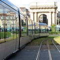 Tram's reflexions