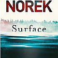 Surface, d'olivier norek
