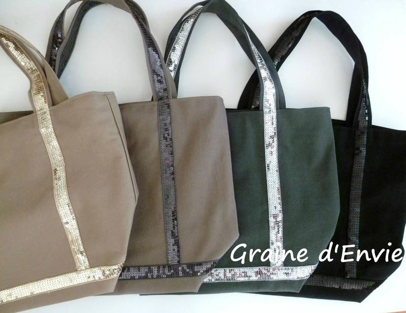 sacs à paillettes blog