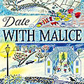 Date with malice, de julia chapman