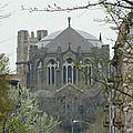 DAY 5 : Harlem 112 St (vue de la Cathédrale St John the Divine)