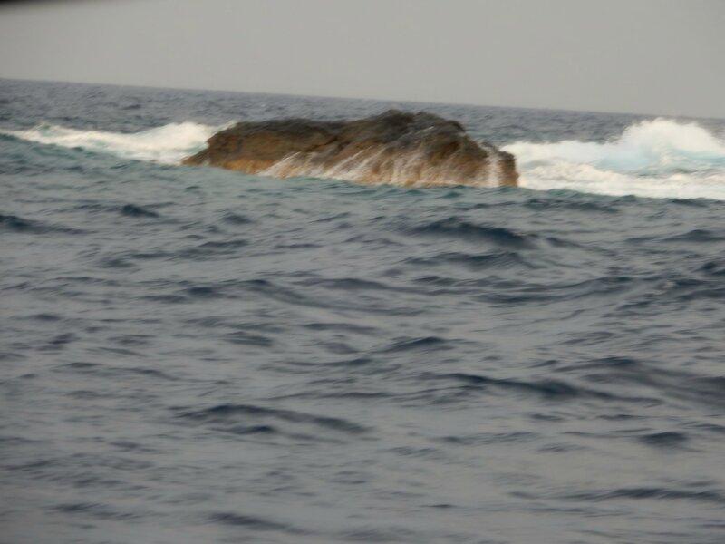 Têtes de roches à Paximadhi au sud de Milos 211015