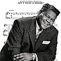 Fats domino - partitions - sheet music