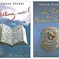 Thursday next, de jasper fforde (1er cycle)