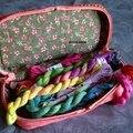 trousse bohemian flowers1