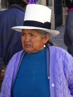 Visage à Cuzco 5