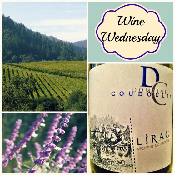 domaine-coudoulis wine wednesday