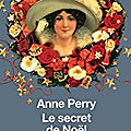 Le secret de noël, anne perry