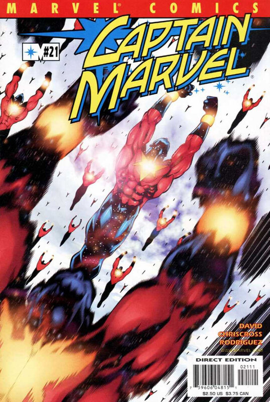 captain marvel 2000 21